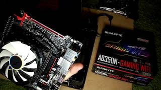 Montage PC Gamer Node 202 (Partie 5/Installation de la carte mère).
