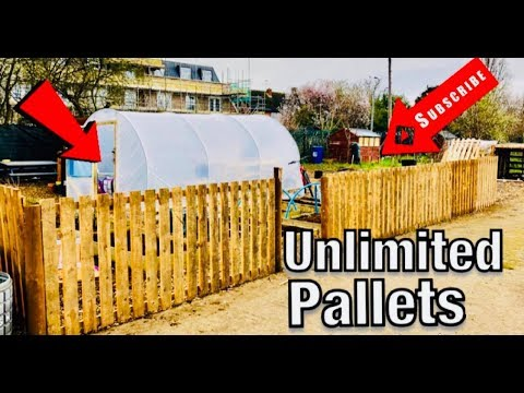 Working With Free Pallets:Pallet Projects