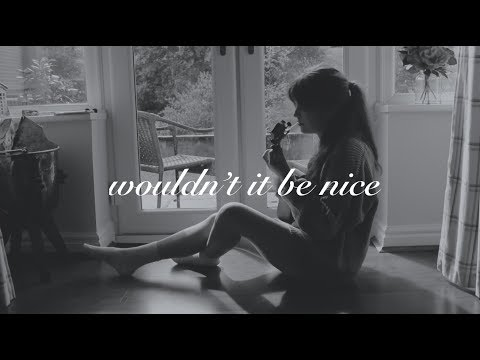 Wouldn't It Be Nice (ukulele Cover)
