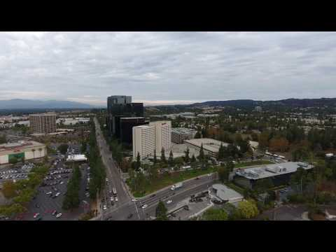 DJI - Phantom 4 San Fernando Valley Aerial Drone Compilation HD