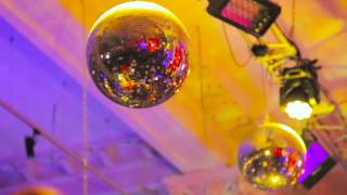 Шоу шаров Фантазерия в клубе