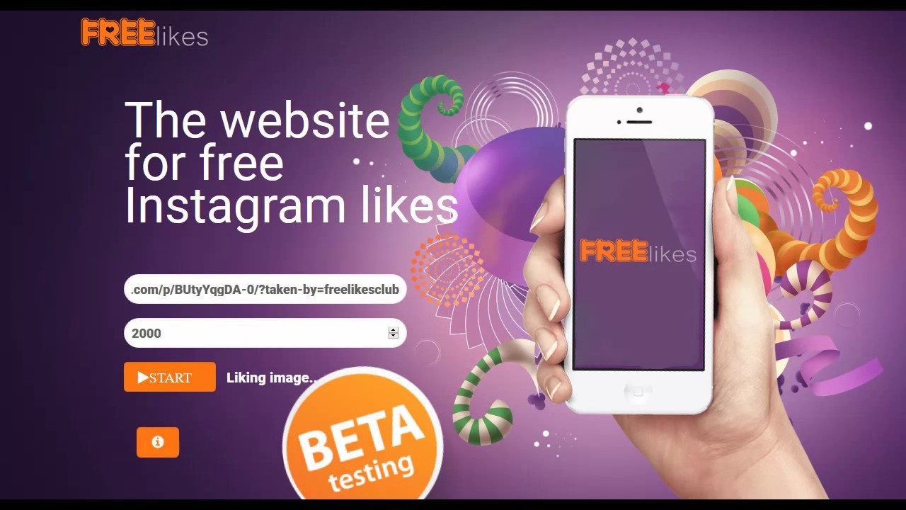 Free Likes On Instagram Pictures