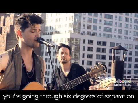 Six Degrees Of Separation by The Script [Live Acoustic Session]
