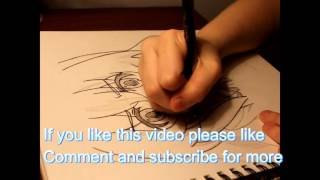 How to Draw - Taiga - Toradora Speed Draw