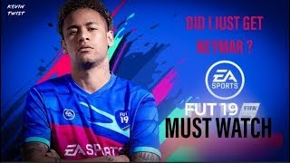 DID I JUST PACK HIM ? |Fifa 19 Pack Opening