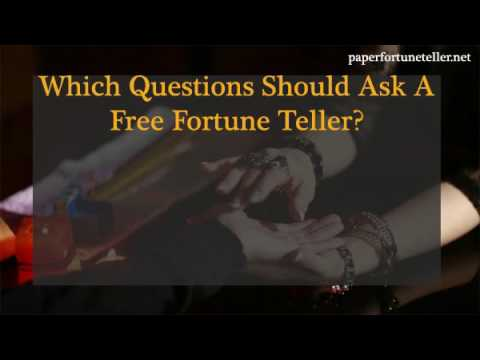 Visit Fortune Teller, Ask Free Question, Get Happy Answer!