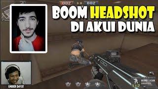 Gambar cover PB React !! Boom HEADSHOT 100% Bikin MELONGO - PB Tukiye