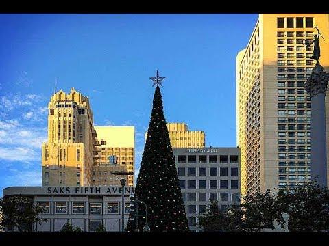 Travel to United States: Union Square - San Francisco
