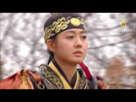 Queen Seondeok and Bidam