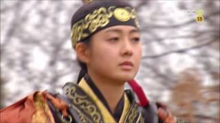Queen Seondeok and Bidam - Thorn love - 4Men