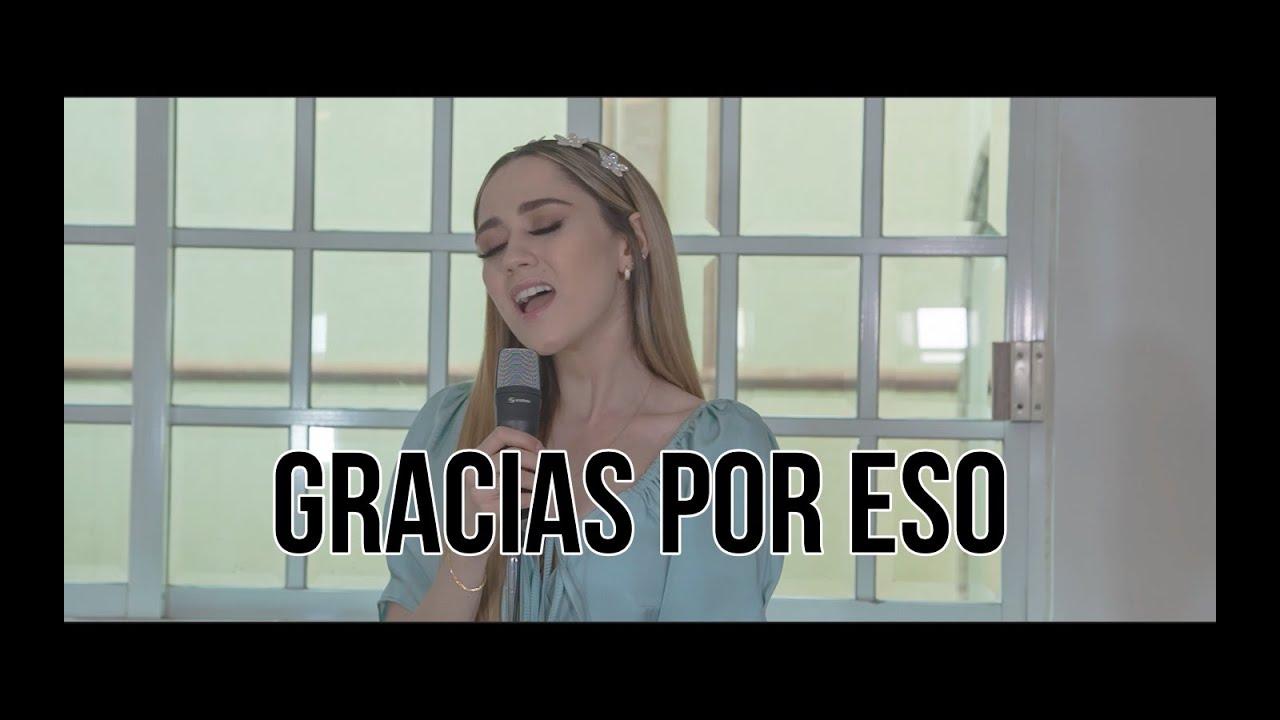 Gracias por eso - Banda MS (Carolina Ross cover)