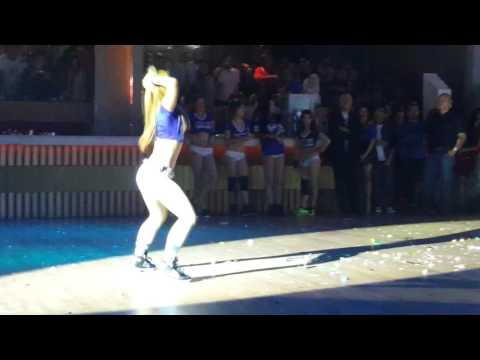Transcom Christmas Party 2015 - Mocha Girls play in 1080p