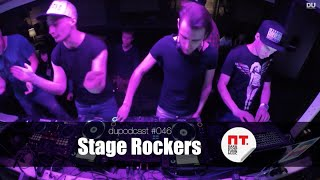 dupodcast #046: STAGE ROCKERS @ PT. BAR