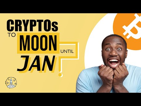 Cryptocurrencies to Moon Until January? Bitcoin (BTC), Ethereum (ETH), and Crypto Market Update