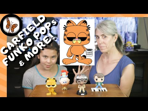 Funko Pop Review of Mickey Mouse SDCC 2019, Anakin Skywalker, Garfield Funko Shop, BIG and more!
