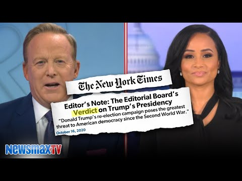 Reacting to the NY Times' VERDICT on Trump's first term | Katrina Pierson