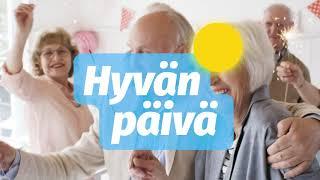 HYVÄN PÄIVÄ 3/8 UUSI OPETUS & NAPPINAAPURI