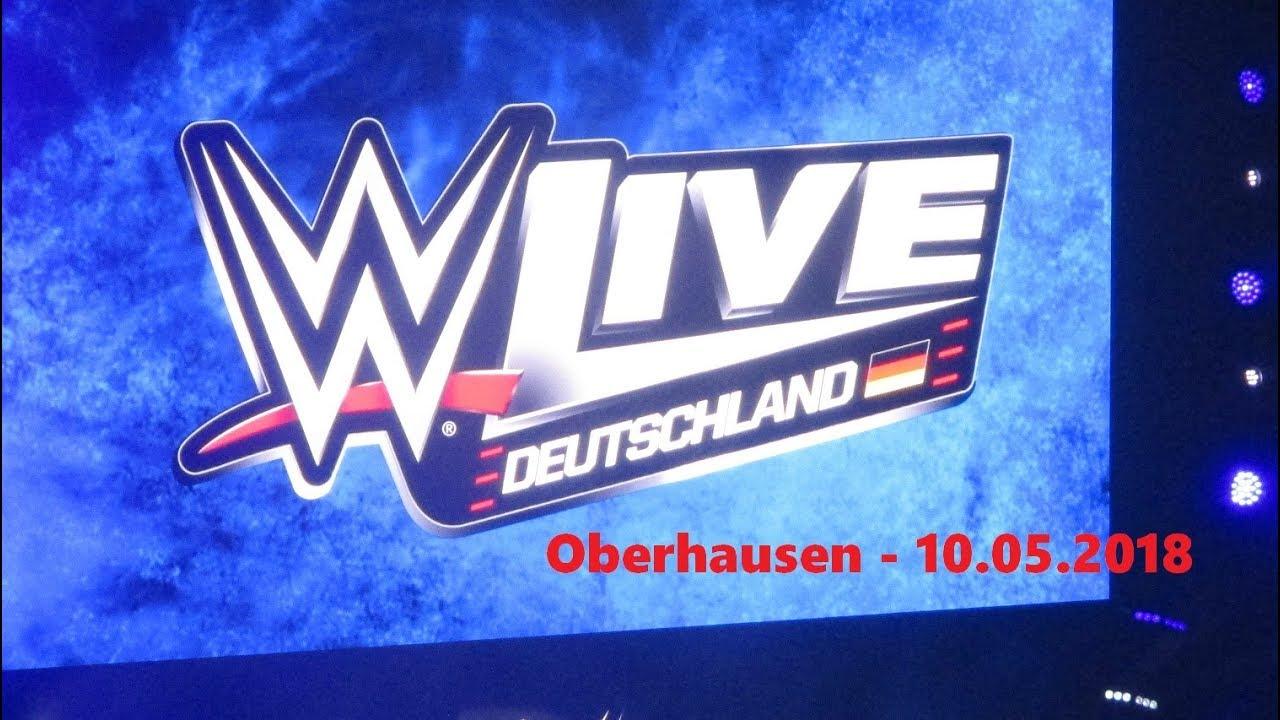 Wwe Oberhausen 2021
