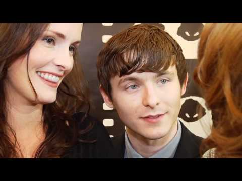 Red Carpet  with Marshall and Jamie Anne Allman