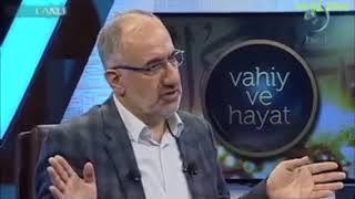 Sudur teorisi ve la mevcude illallah sözü - Mustafa İslamoğlu