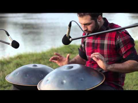Handpan music by David Charrier - Lafa