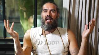 Russell Brand On Having Body Image Issues...