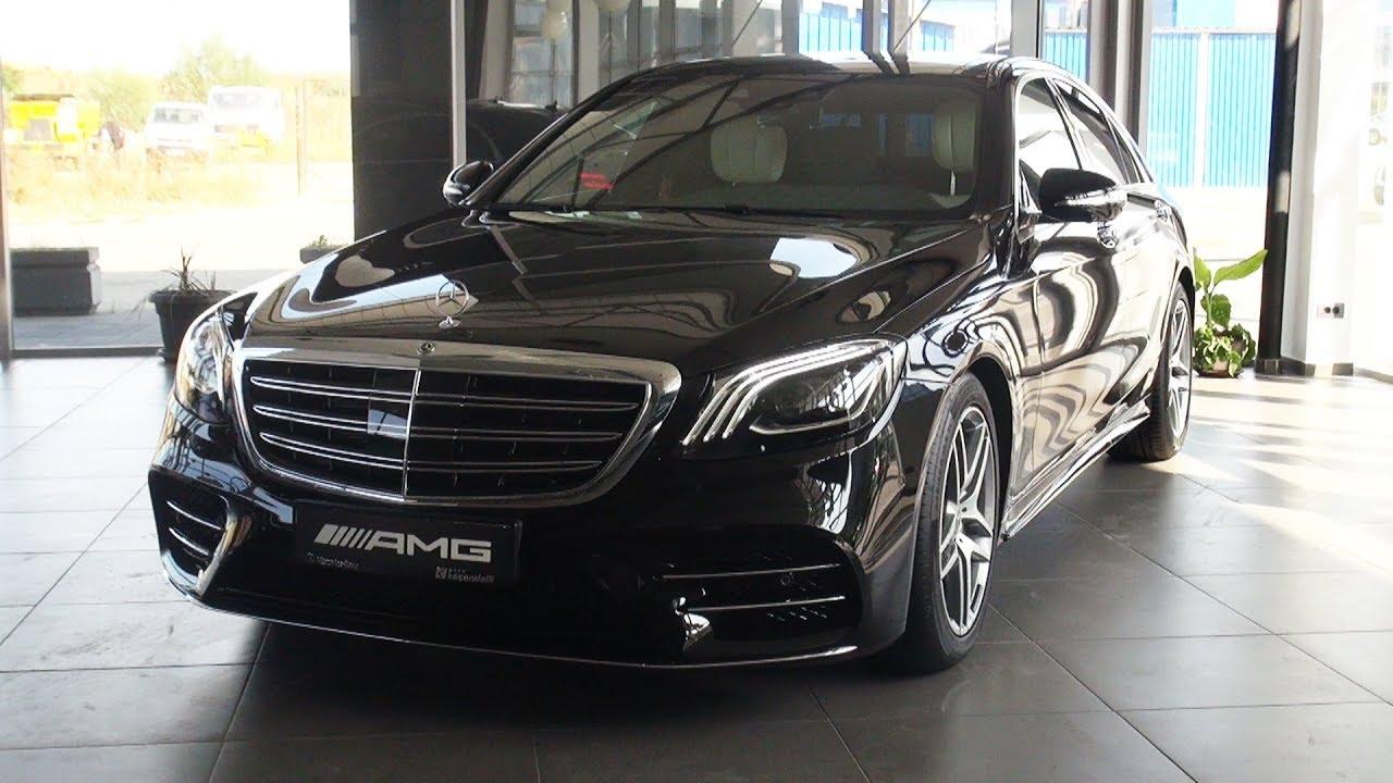 2017 Mercedes Benz S550 Sedan >> 2018 Mercedes S Class Long AMG Full Review NEW S400d Interior Exterior Infotainment - YouTube