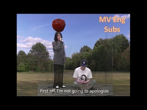 ENG MV SUBS - Can't Love You Anymore (사랑이 잘) - IU (with Oh Hyuk)