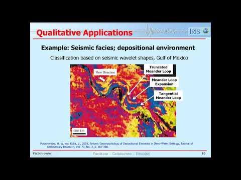 Lesson 24  - Seismic Attributes