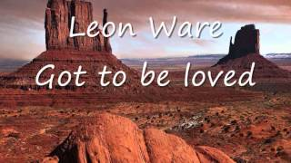 Leon Ware - Got to be loved.wmv