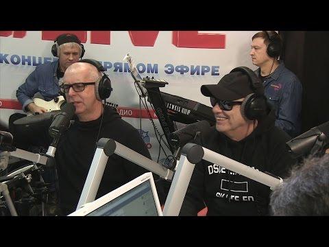 Pet Shop Boys спели «Ой, мороз, мороз» и заговорили по-русски