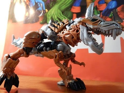 transformers age of extinction voyager class grimlock(thai)