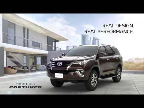 All New Fortuner 2018 >> All New Fortuner 2018 Youtube