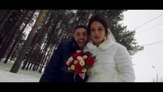 Danik & Patya (Pro.Film) Свадьба в Сургуте