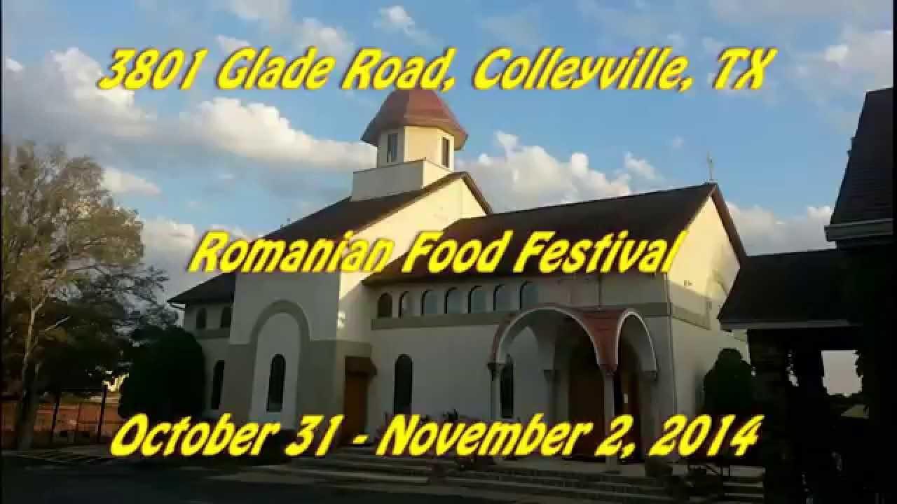 Romanian Food Festival Colleyville Tx