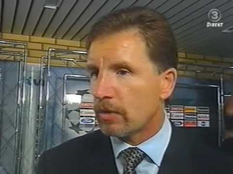 1999.AIK-Barcelona.1-2.Intervju.Baxter.TV3
