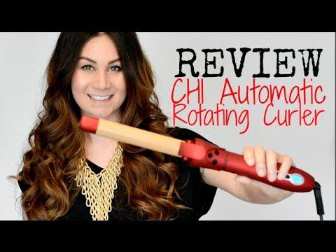 Hoe Ik Mijn Haren Krul Chi Automatic Rotating Curler
