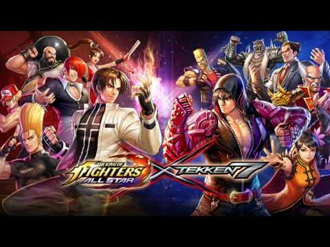 The King Of Fighters All Star- Tekken 7 Intro Ost