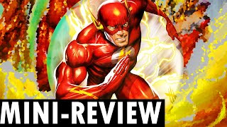 Justice League Flashpoint Paradox | Critically Quick Review