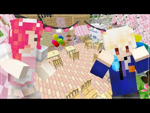 "Minecraft Maids ""SUNNYS BUNNY?!"" Roleplay ♡63"