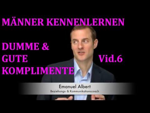 | Männer ansprechen | Vid6: Clevere Komplimente machen | Beziehungscoaching