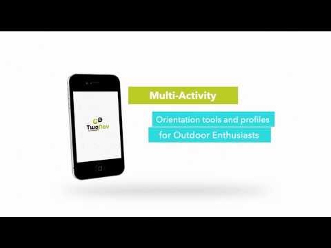 TwoNav, Outdoor GPS Application