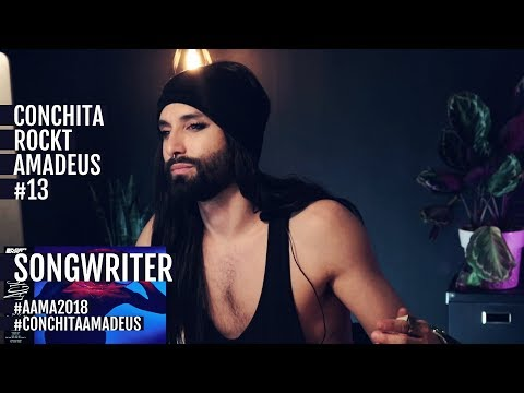 Conchita rockt Amadeus #13: BEST SOUND + MAKING OF