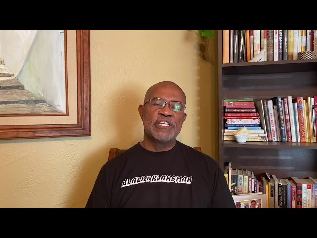 Ron Stallworth, Bestselling Author