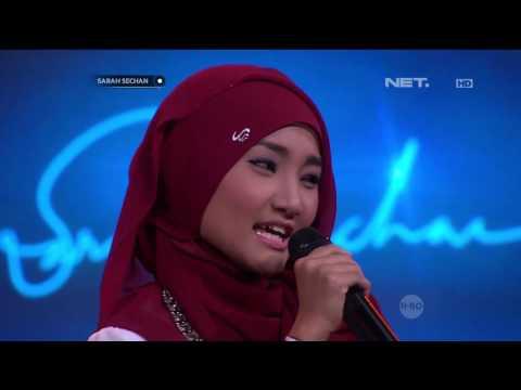 Fatin Shidqia Lubis - Semua Tentangmu ( Live at Sarah Sechan )