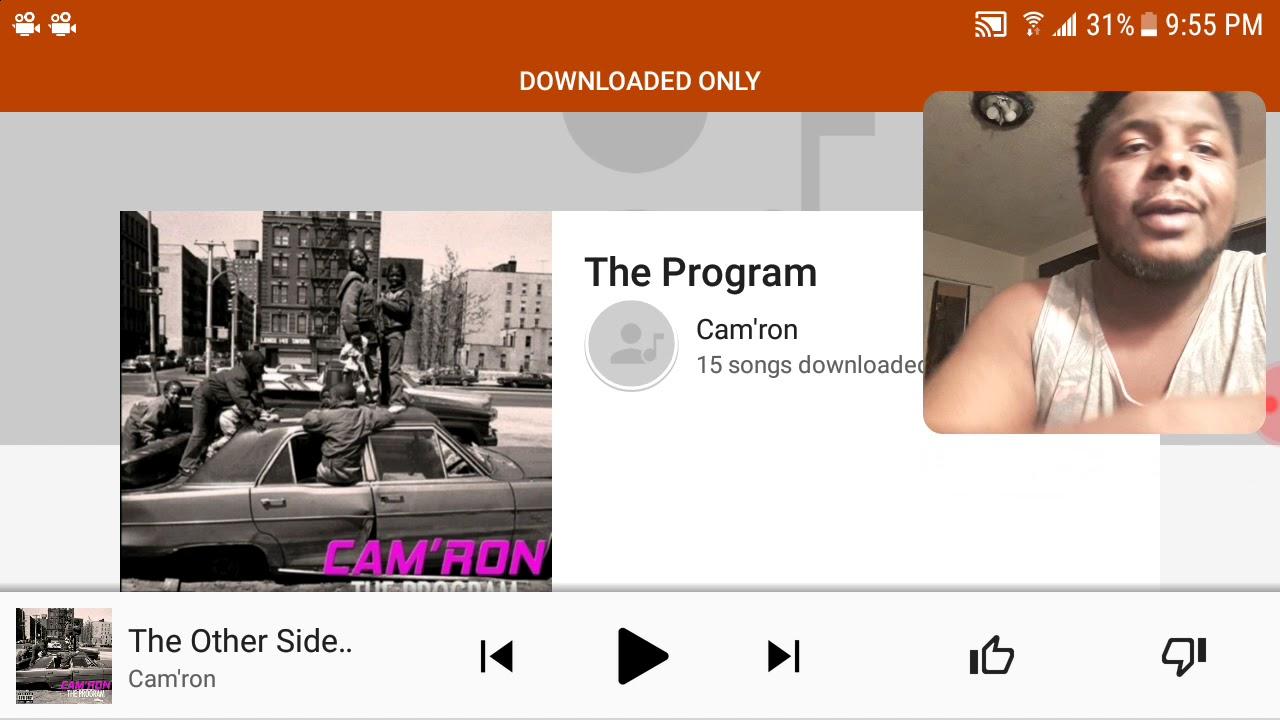camron the program mixtape
