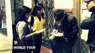 Gerry Capó Presenta Epic World Tour en Perú [Day 9 El Documental]