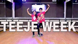 Teeje Week | Jordan Sandhu | Cute Kids Bhangra Dance Performance | Step2Step Dance Studio | Mohali