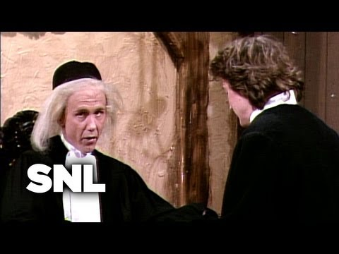 Salem Witch Trials - Saturday Night Live