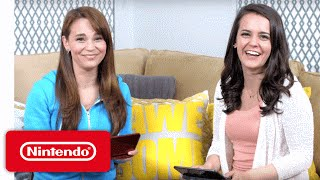 Pokémon Challenge with Rosanna Pansino & Molly